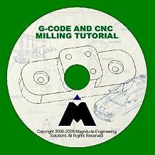 G-CODE CNC MACHINING MILLING SIMULATOR TRAINING CAD CAM DVD TUTORIAL GCODE AUTOCAD