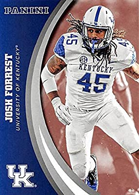 Josh Forrest football card (Kentucky Wildcats) 2016 Panini Team Collection #20