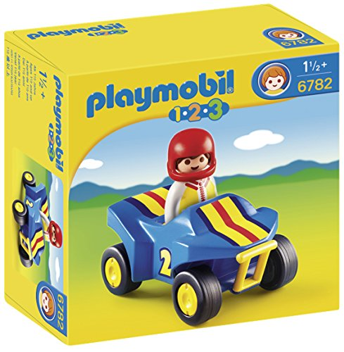 (PLAYMOBIL 1.2.3 Quad Bike)