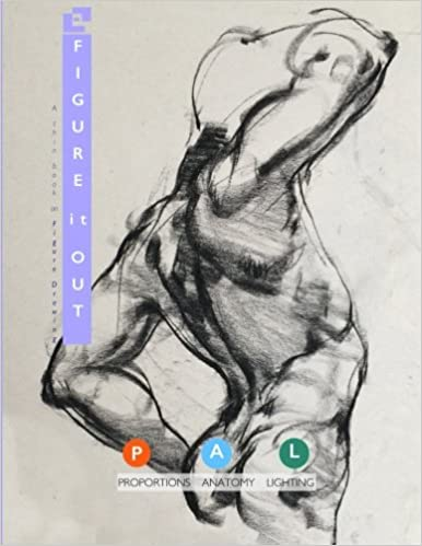 Amazon Com Figure It Out A Thin Book On Figure Drawing