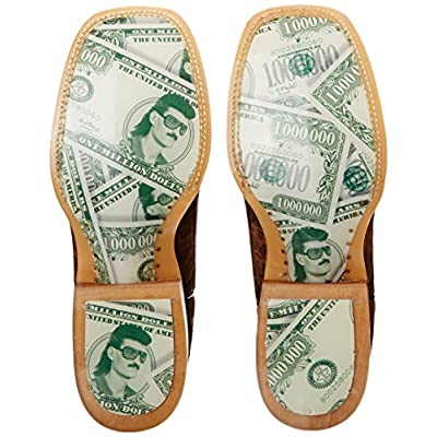 Tin Haul Shoes Men's Million Dollar Check | Western