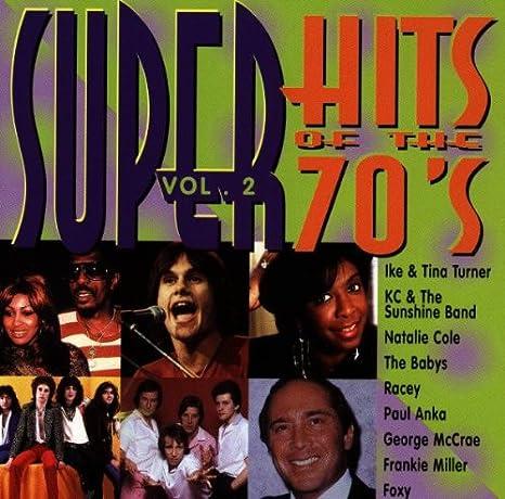 Ike & Tina Turner, Natalie Cole, George McCrae, Frankie Miller, Paul Anka, Racey, Foxy..
