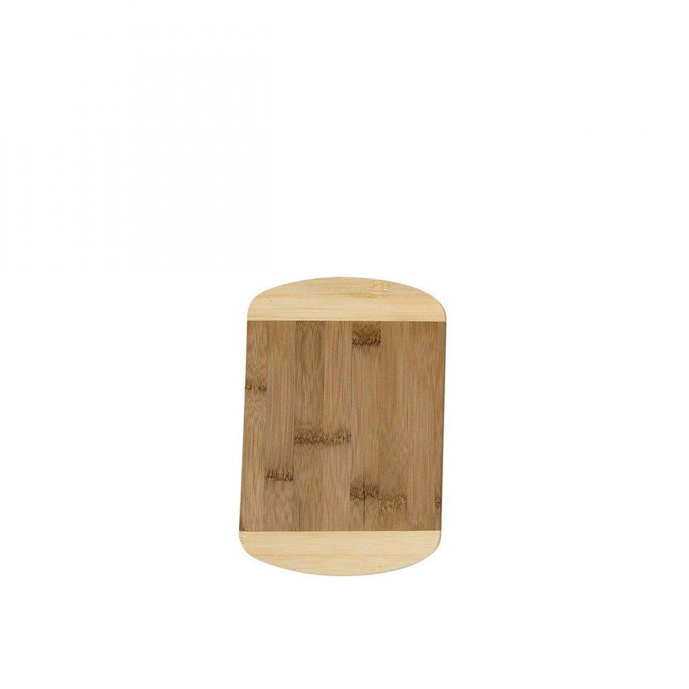 Kesper Schneidebrett Aus Bambus 2 Farbig 23x15x1cm Amazon Co Uk