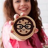 ROSANNA PANSINO by Wilton Nerdy Nummies Cookie Stamp