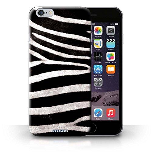 Hülle Case für iPhone 6+/Plus 5.5 / Zebra Entwurf / Tierpelz Muster Collection
