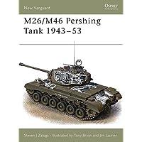 M26/M46 Pershing Tank 1943 53