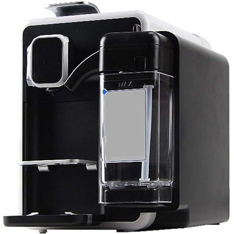 Máquina de café concentrada Cápsula automática 1250w1.3 Litro - Negro