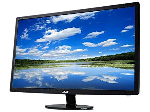 Acer Widescreen LCD Monitor, 24'' Display, Full HD, 1920 x 1080, LED, Full HD (Certified Refurbished) by Acer (Image #3)