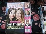 People Weekly (Courteney Cox & Jennifer Aniston...Best Friends !, June 9 , 2003)