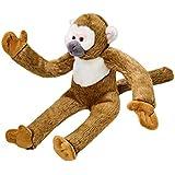 Fluff & Tuff Albert Monkey Plush Dog Toy