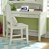 Neopolitan 48 W Writing Desk Finish: Bright White