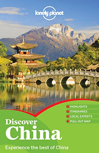 Lonely Planet Discover China (Full Color Country Travel Guide)
