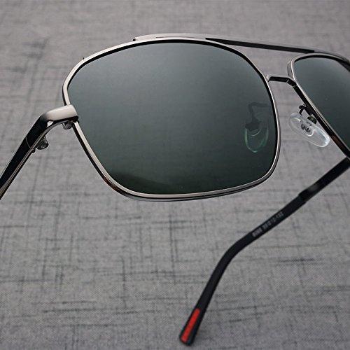 TIANLIANG04 Sol Guía De Plaza Hombres De De Gafas Para La Hombre Polarizadas De Gafas Sol Aleación Clásica UTUrwAxqY