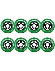 Rollerex VXT500 Inline Skate Wheels (8-Pack)