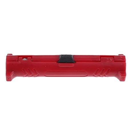 MagiDeal 2 En 1 Cortador de Cables herramienta Fàcil de Usar Caliente de color rojo