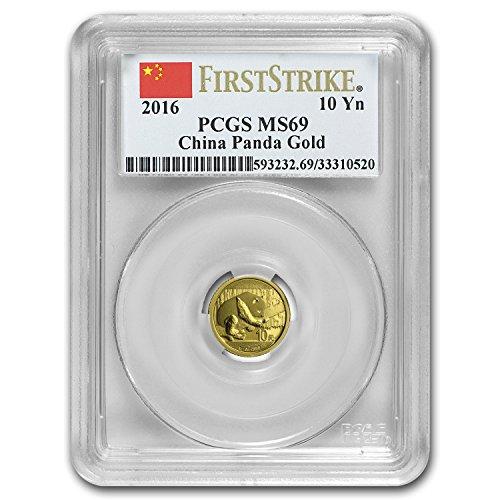 0.05 Ounce Panda Coin - 1