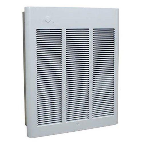 Berko Commercial Fan-Forced Wall Heater, 4000W, 208V