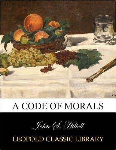 Download A Code of Morals PDF