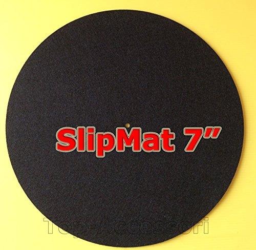 Slipmat-Tappetino-per-giradischi-per-dischi-45-giri