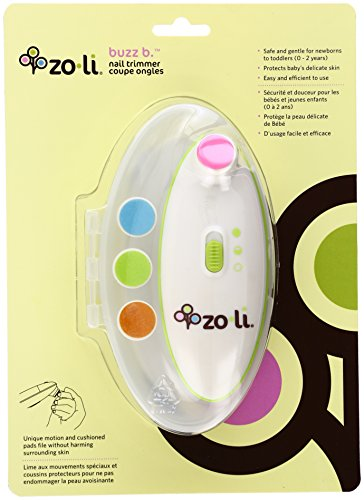 Buy zoli baby nail trimmer