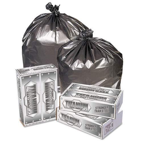 Pitt Plastics Inc。Trash Bags – 40 – 45ガロンチタン B00NWVVDK0