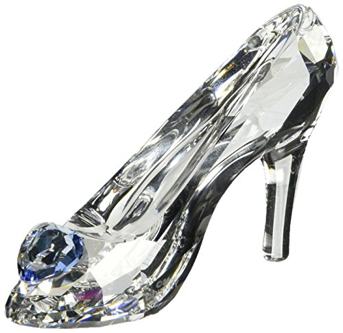 Disney Cinderella Collectible - Swarovski 5035515 Cinderella's Slipper Crystal Figurine