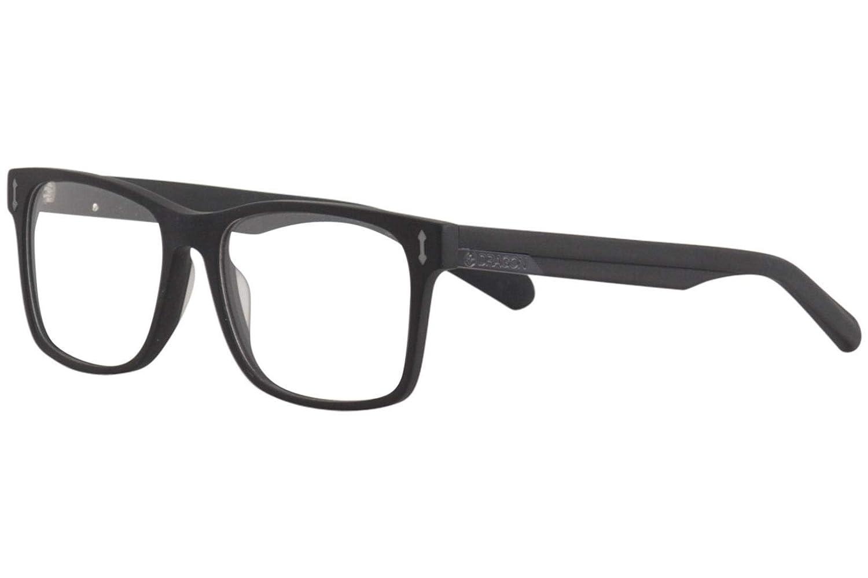 c1fc2c9800 Eyeglasses DRAGON DR 132 SPENCER 002 MATTE BLACK at Amazon Men s Clothing  store