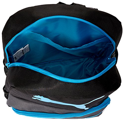 519qU2WCz0L - PUMA Boys' Little Backpacks and Lunch Boxes, Black/Blue, Youth