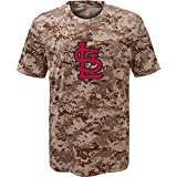 St. Louis Cardinals Youth Camouflage T-shirt