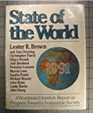 State of the World, 1991, Lester R. Brown, 0393029344