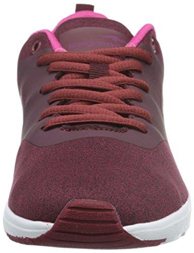 668 Kangaroos Basses Kangacore Rot burgundy Baskets Femme Rouge magenta 2106 FrzqFv7R