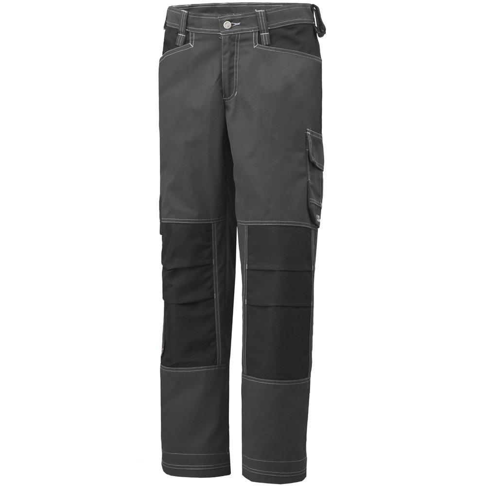 Helly Hansen 76424_979-C56 West Ham Hanging Work Pants, C56, Charcoal/Black