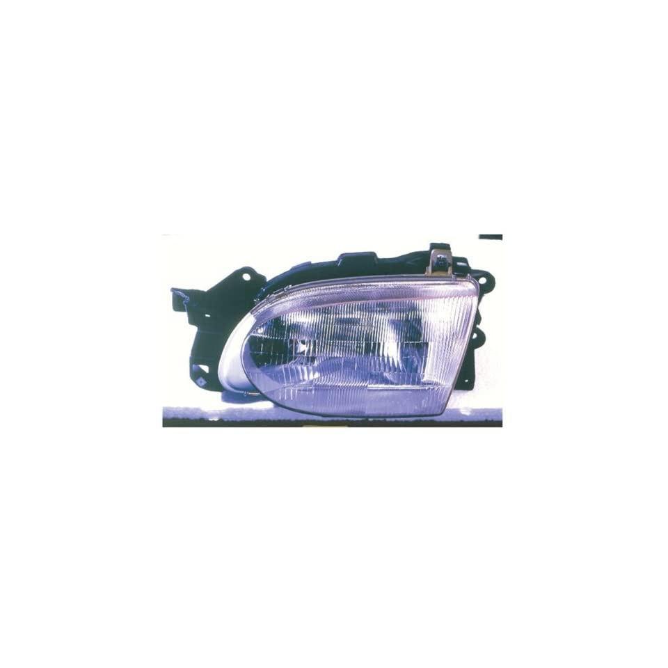 Depo Ford Aspire Driver & Passenger Side Replacement Headlights
