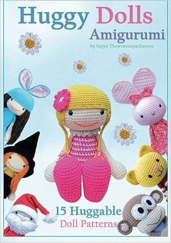 Amigurumi Treasures: 15 Crochet Projects To Cherish: Lee, Erinna ... | 499x350