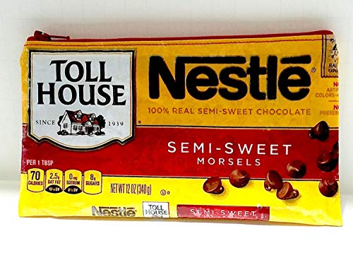 Nestle Toll House Semi-sweet Chocolate Morsels 12oz (Pack of 3) (Toll House Semi Sweet Chocolate Chips Ingredients)