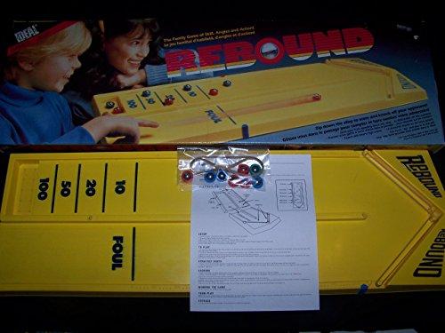 Rebound 1986 Game By Ideal (Rebound Game)