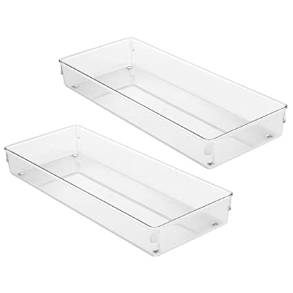 linus x home drawer interdesign organizer clear drawers at in