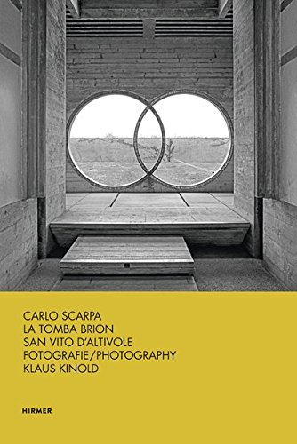 Carlo Scarpa : La Tomba Brion San Vito D'Altivole (Anglais) Relié – 6 avril 2017 Hans-Michael Koetzle Hirmer Verlag 3777427373 Kunst / Sonstiges