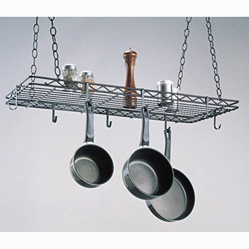 InterMETRO Hanging Pot Rack