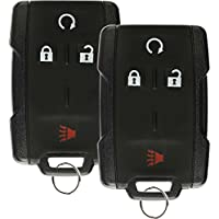Discount Keyless Replacement Remote Start Key Fob Car Remote Compatible with M3N-32337100 (2 Pack)
