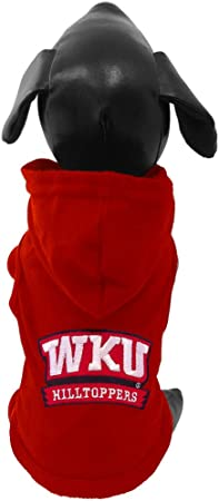 XX-Large NCAA Western Kentucky Hilltoppers Cotton Lycra Dog Tank Top
