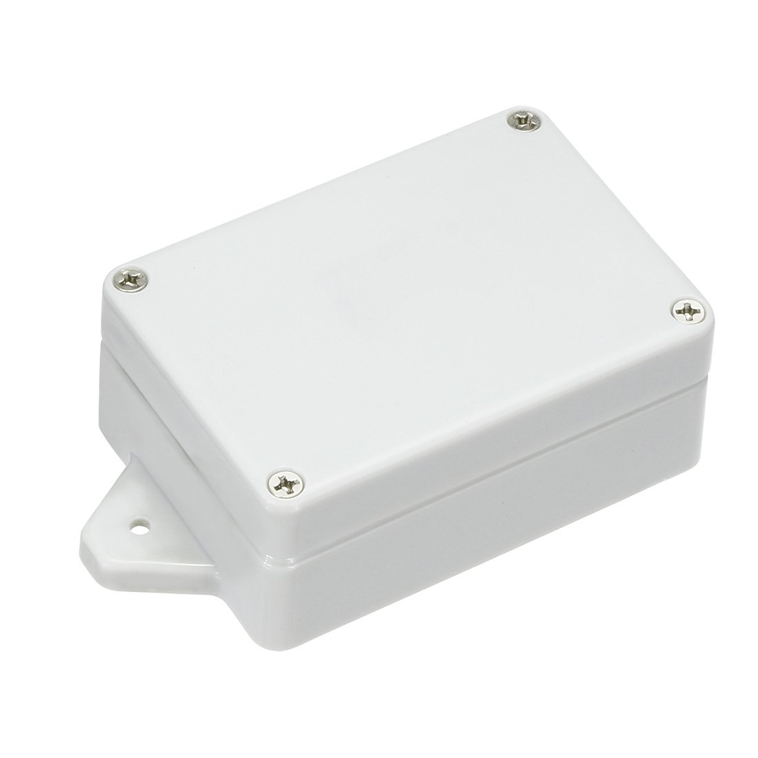 uxcell 3.27x2.28x1.38(83mmx58mmx35mm) ABS Junction Box Universal Project Enclosure a18013000ux0093