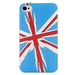 TY-Inglaterra de nuevo caso de la bandera nacional para el iPhone 4/4S
