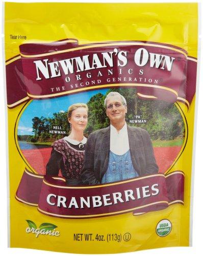 Newman's Own Organic Cranberries