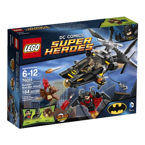 LEGO Superheroes 76011 Batman Man-Bat Attack