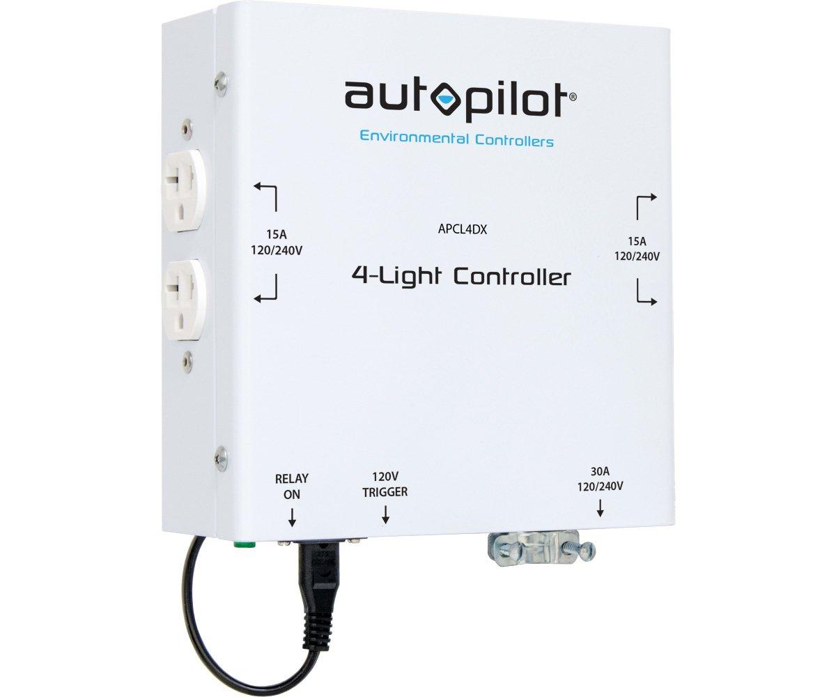 Autopilot 4-Light High Power HID Controller 4000W (120V/240V) 30A 2018 Model