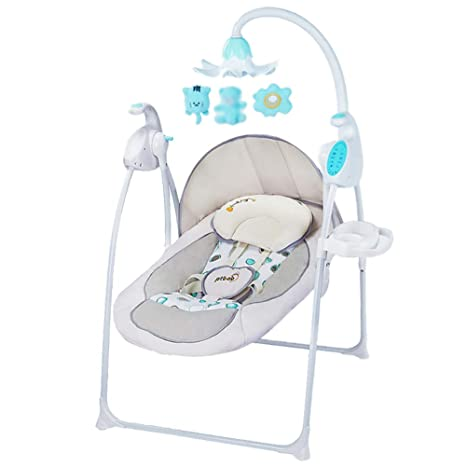 Groovy Ali Bluetooth Music Infant Bouncers Balance Remote Control Short Links Chair Design For Home Short Linksinfo