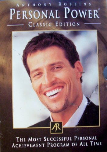 Personal Power Classic Edition (Anthony Robbins Personal Power compare prices)