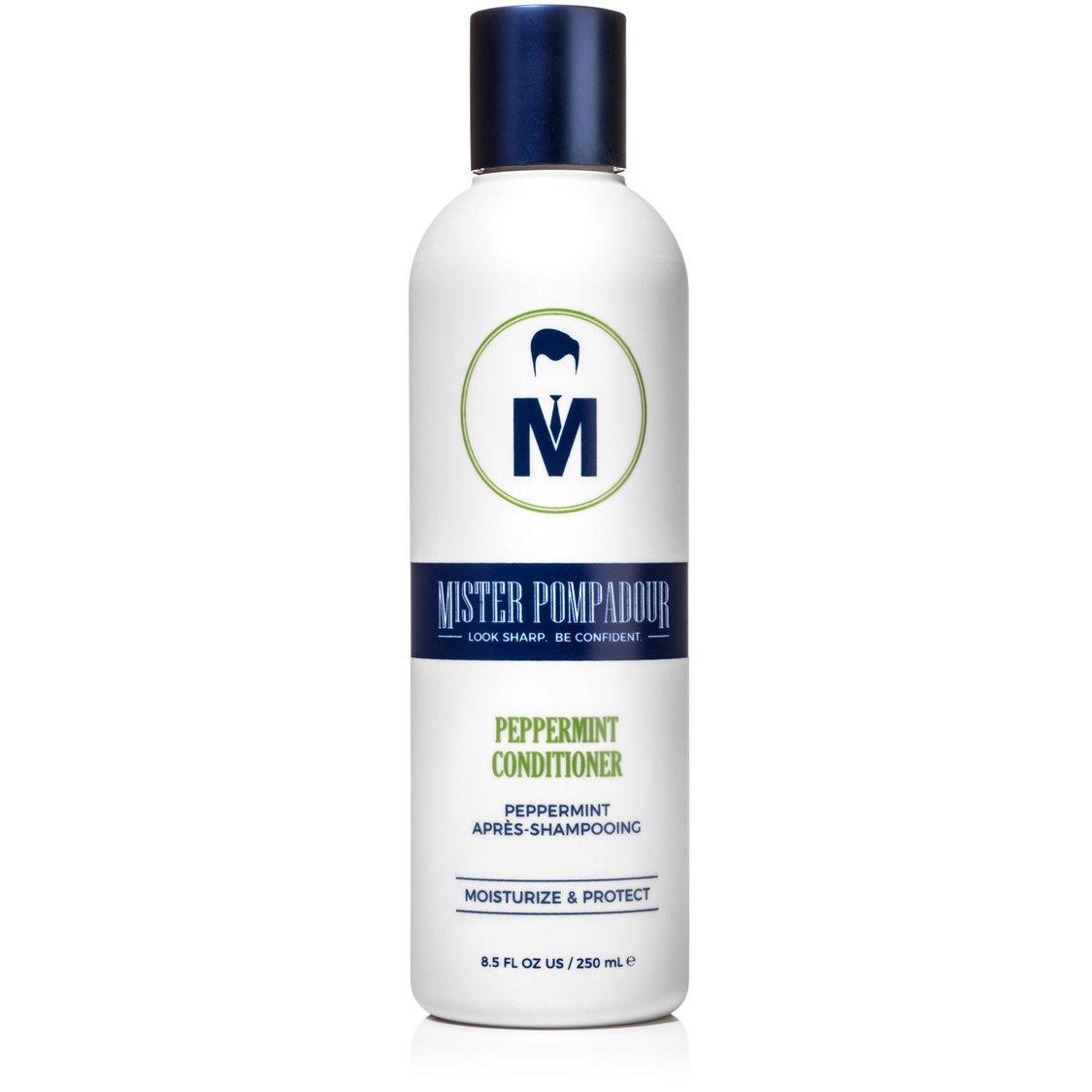 Mister Pompadour Peppermint Conditioner - 8.5 oz - Look Sharp. Be Confident