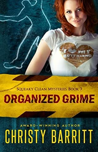 book cover of Organized Grime